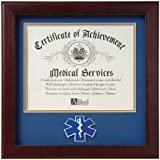 Allied Frame Emergency Medical Services Certificate of Achievement Frame