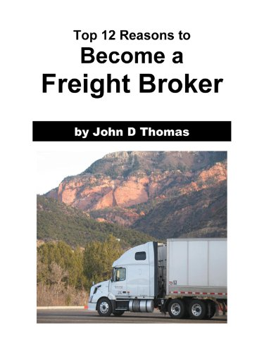 Top Reasons Become Freight Broker ebook product image