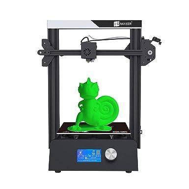 JGAURORA Magic DIY Impresora 3D de Alta Precisión con Satble Base ...