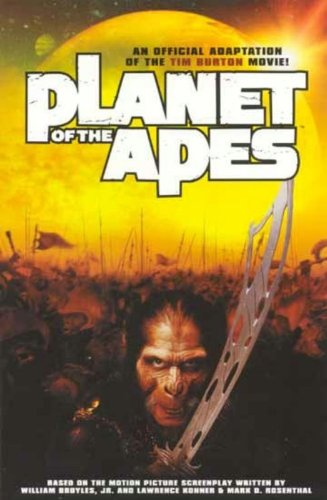 Planet of the Apes: Movie Adaptation pdf epub