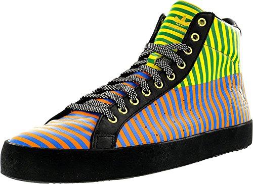 Adidas Originaux X Cérémonie Douverture Hommes La Tige Laver Vintage Cru Sneaker 11.5 Orange