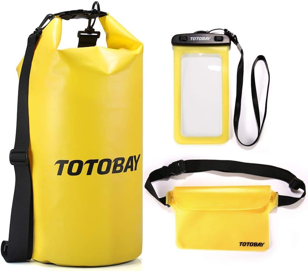 TOTOBAY Premium Bolsa Seca Impermeable