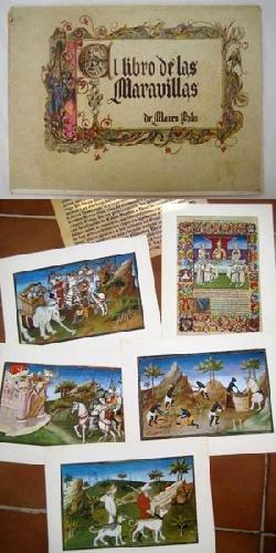 Antiguas Láminas - Olds Plates: EL LIBRO DE LAS MARAVILLAS de ...