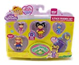NEW! Cabbage Patch Kids - Little Sprouts 8 Pack Friends Set SERIES 1 - Style 2