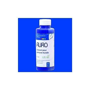 Auro Colorant Pour Peinture Murale Teinte Bleu Outremer