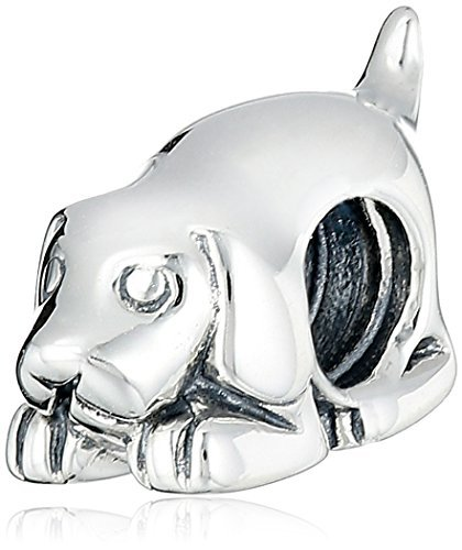 Chamilia Sterling Silver Dog Bead Charm by Chamilia