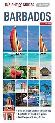 Insight Guides Flexi Map Barbados (Insight Flexi Maps)...