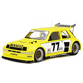 Otto Mobile – Renault – Le Car Turbo IMSA – 1981 Coche de ferrocarril de Collection