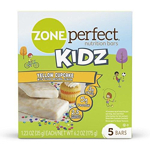 Kidz Zone Yellow Cupcake Bars product image