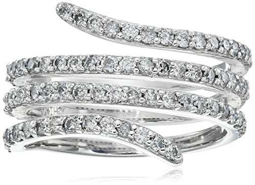 Sterling Silver Diamond Fashion Clarity