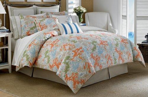 Nautica Greenport Queen Comforter Multicolor - Floral Nautica Quilt
