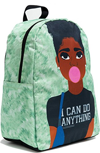 """Search : Joy African American Laptop Backpacks """"I Can Do Anything"""" (Youth 15"""")"""