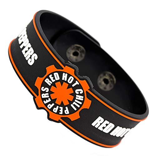 red hot chili peppers bracelet - 2