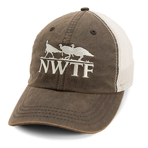 National Wild Turkey Federation Men's NWTF Mesh Hat