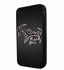 American Football NFL CLEVELAND BROWNS , Cool iPhone 6 4.7 Smartphone iphone Case Cover Collector iphone TPU Rubber Case Black