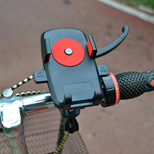 SENREAL Mountain Bike Riding Holder Stand GPS Navigator for Mobile Phone by SENREAL (Image #2)
