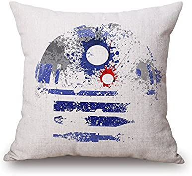 R2D2 C3PO Fighters Space Microfiber Soft Star Wars Full Sheet Set