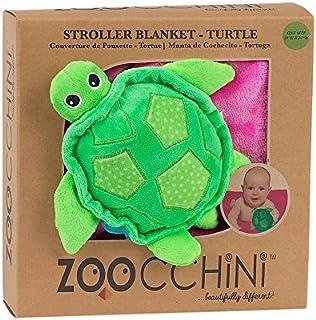 Zoocchini Buddy Kinderwagen Decke, Elefant/gelb