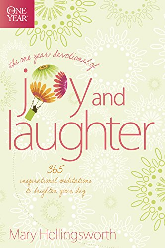 The One Year Devotional of Joy and Laughter: 365 Inspirational Meditations to Brighten Your - Candle Inspiration Soy Soy