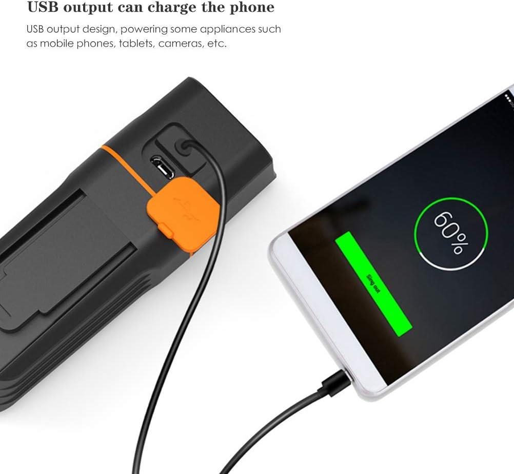 Macabolo Fahrrad Scheinwerfer USB Wiederaufladbare T6 LED Fahrrad Frontlicht Mountain Road Radfahren Licht mit 3 Beleuchtungsmodi