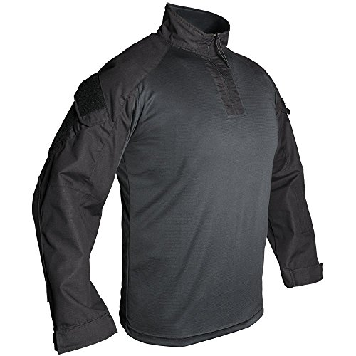 Vertx Men's 2XL Recon Combat Long Sleeves Shirt, Black by Vertx