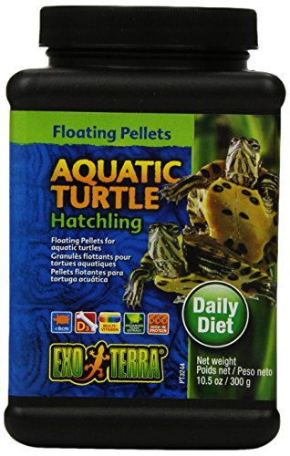 Exo Terra Hatchling Aquatic Turtle Food, - Hatchling Aquatic Turtle