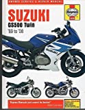 1989-2008 HAYNES SUZUKI GS500 TWIN SERVICE REPAIR MANUAL (3238)