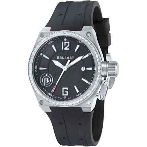 Ballast BL-5103-04 VALIANT Analog Display Swiss Made Men's Watch
