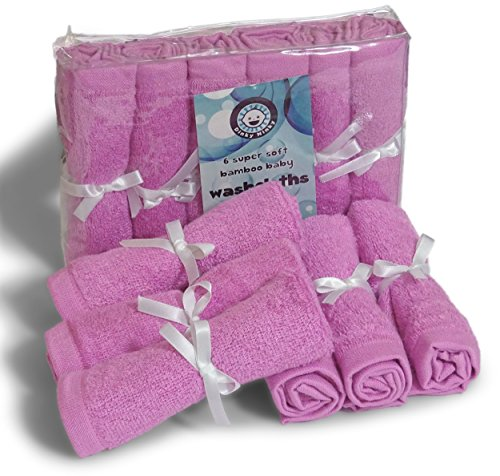 Dinky Ninky Washcloths Non Allergic Absorbent