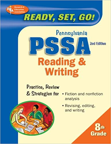 PA PSSA 8th Grade Reading Writing 2nd Ed The Editors Of