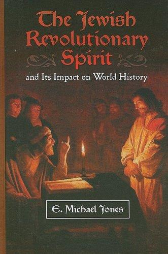 Jewish Revolutionary Spirit Impact History