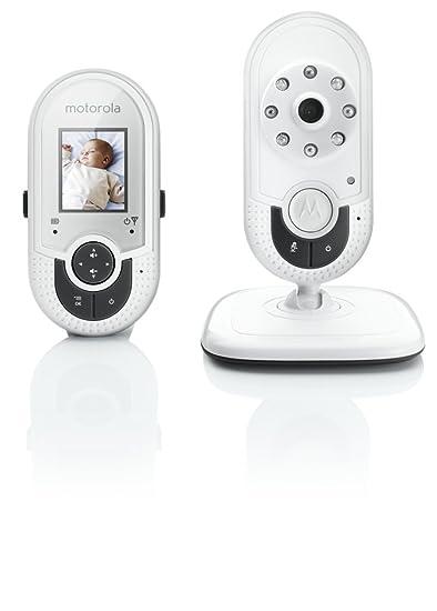 amazon com motorola mbp621 digital video baby monitor with 1 8 rh amazon com motorola baby monitor manual 33xl motorola baby monitor manual mbp483