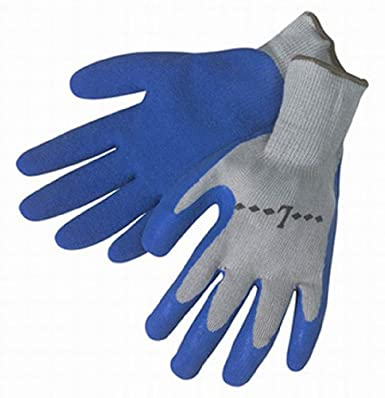 Liberty Glove /& Safety 4729Q//G//M Gray Pack of 12 Liberty A-Grip Latex Dipped Textured Palm Coated Plain Knit Glove Medium