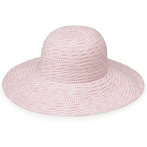 Wallaroo Girl's Petite Scrunchie Hat - Pink by Wallaroo Hats