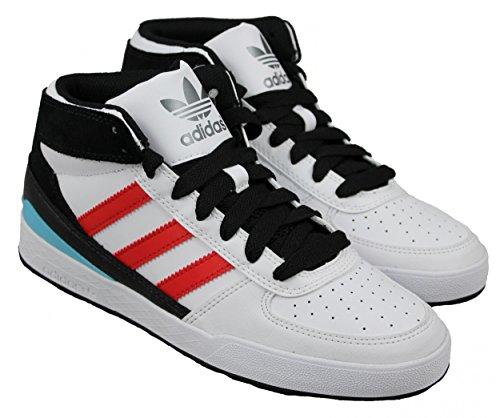 Adidas forum x g65512 mid chaussures top high baskets blanc