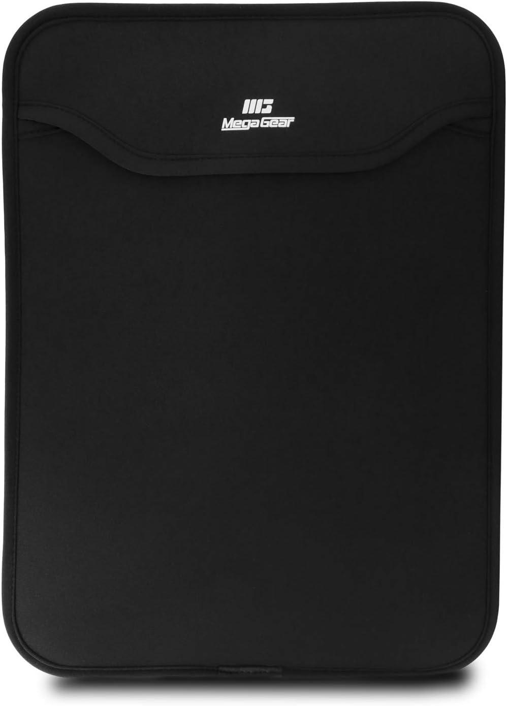 MegaGear Ultra Light Neoprene Laptop Sleeve Case Compatible with 15 & 16 inch MacBook Pro