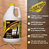 Ultra HIGH Gloss 33% Solids Floor Finish Wax - 1