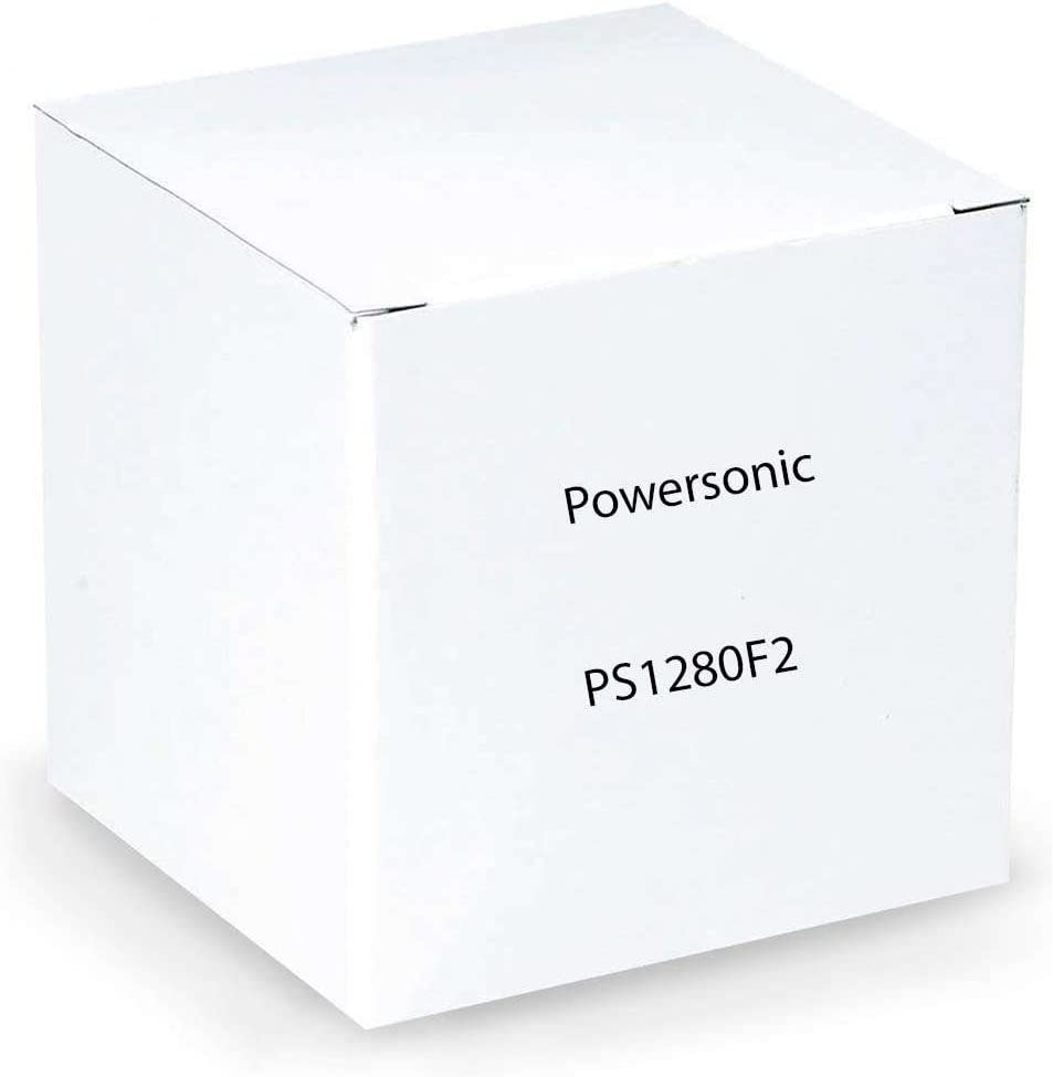 Battery Power Sonic PS-12120 F2 12V 12.0Ah Sealed Lead Acid SLA AGM Yuasa New