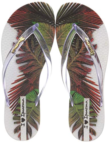clear Tropical Iii 9168 Infradito Ipanema Fem Wave Donna white S5ZZq0wx