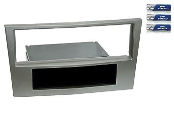 De 1 DIN de radio para Opel Astra H/Corsa D/Zafira B * satén Stone *: Amazon.es: Electrónica