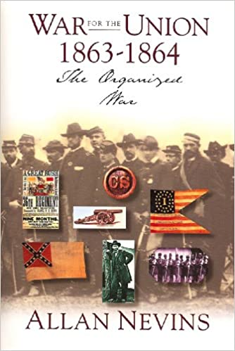 Image result for The War for the Union: the Organized War 1863-1864