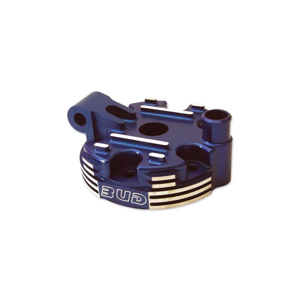 BUD RACING Culasse Yamaha 125 YZ 01-04 Bleu