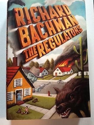 book cover of The Regulators
