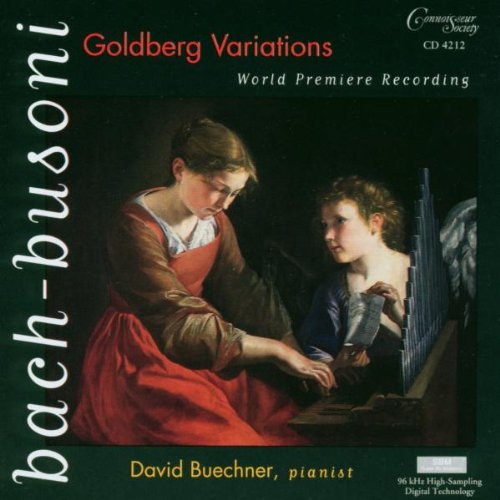 Arrangements & Transcriptions of Bach Goldberg Variations