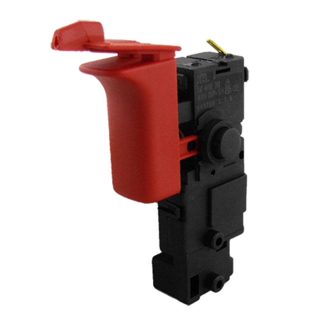 sourcingmap Taladro elé ctrico de activació n del interruptor de CA 250V para Bosch GBH2-26 a11092400ux0102