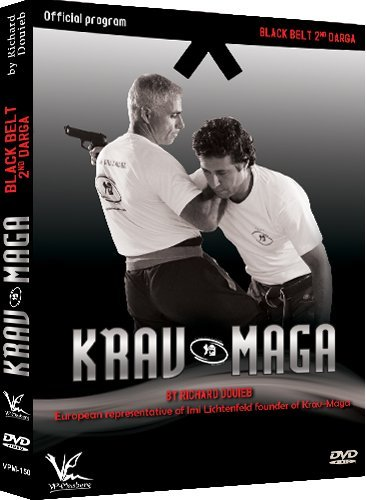Krav Maga Official Program Black Belt 2.Darga