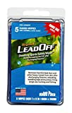 Hygenall LeadOff 5 Individually Wrapped Non Rinse Wipes