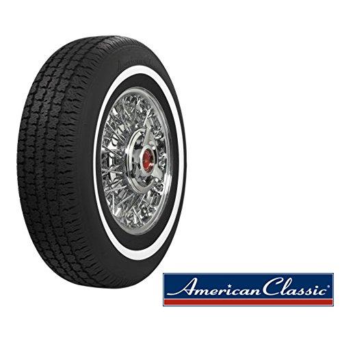 Coker Tire 700219 Whitewall Radial 235/75R15
