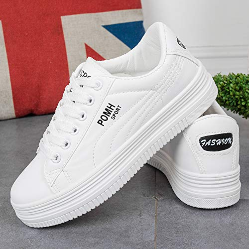 Thirty Casual Personality Sneakers Shoes Student Nine KPHY Black Flat Tie Bottomed Show Joker axZXqv