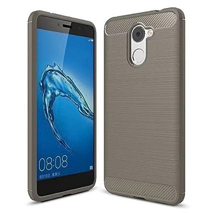 Amazon.com: Huawei Y7 Prime Funda, Enjoy 7 Plus Carcasa ...